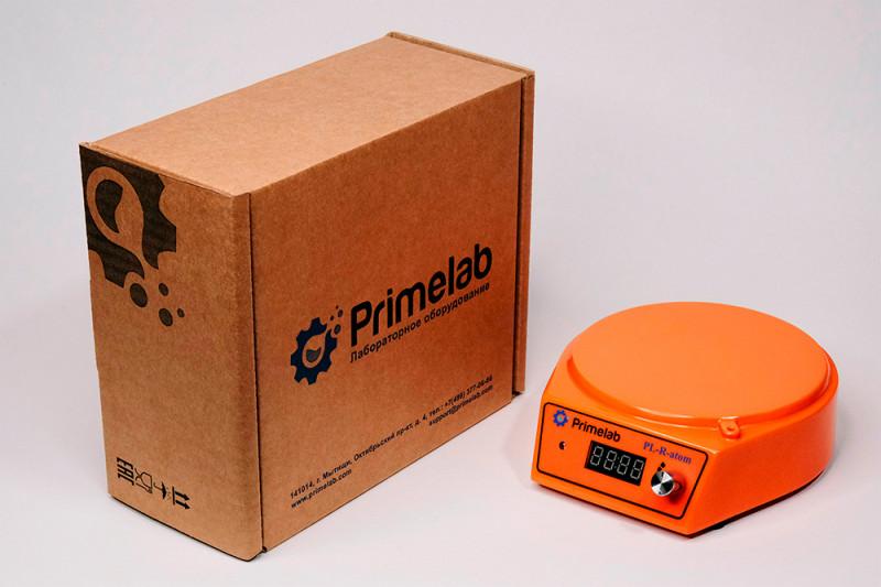 Магнитная мешалка без подогрева Primelab PL-R-atom, 2 литра