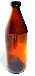 Стеклобутылка БВ-1-1000 коричневая