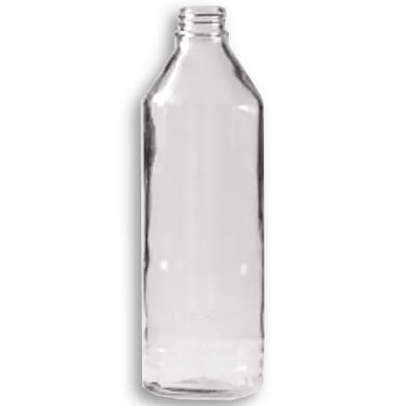 Стеклобутылка БТ-4-500 бесцветная