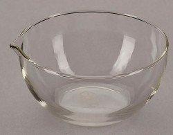 Чашка выпарительная ЧВП-1-60, стеклянная, с плоским дном