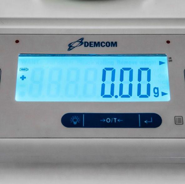Весы ДЭМКОМ DL-313