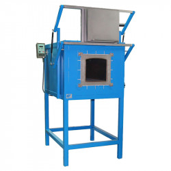 Ретортная вакуумная печь FCF-V 40RM