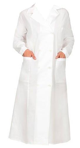 Халат женский белый р. 44-46 рост 167/178 см