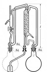 Конденсатор для дистилляции воды