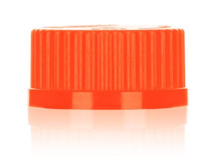 Оранжевая винтовая крышка, GL 45, упаковка 10 шт.