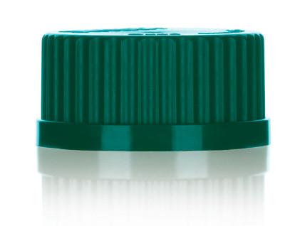 Зеленая винтовая крышка, GL 45, упаковка 10 шт.