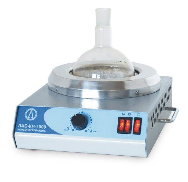 Колбонагреватель LOIP LH-120 (2000 мл) до +400 °С