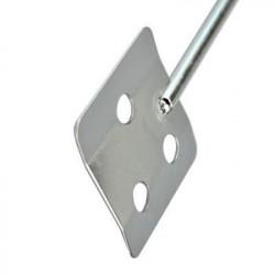 Центрифужная мешалка, нержавеющая сталь с тремя отверстиями