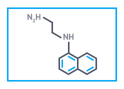 N-(1-Нафтил) этилендиамин дигидрохлорид имп, фасовка 25 гр.