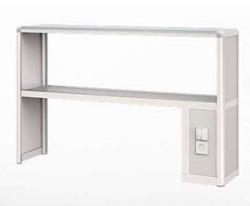 Надставка для лабораторного стола, ПГЛ-ЛКМ Н2, 900х240х800