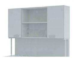 Надставка для лабораторного стола, ПГЛ-ЛКМ Н4, 900х240х800