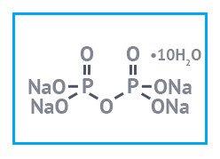 Натрий фосфорнокислый пиро 10-водный ч ( натрий пирофосфат декагидрат) фасовка  1 кг