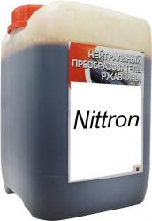 Нейтральный преобразователь ржавчины Nittron, кан. 20 л