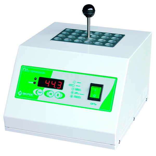 Термоблок (твердотельный термостат) ПЭ-4010
