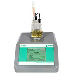 Титратор влаги автоматический кулонометрический ПЭ-9210