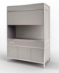Вытяжной шкаф общелбораторный ПГЛ-ЛА ВШ2, 900х800х2200