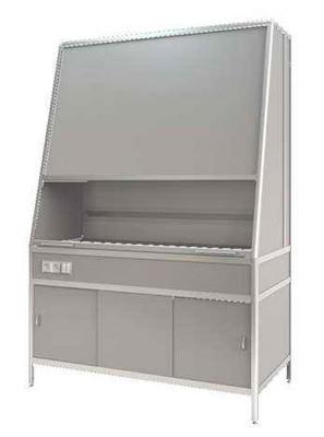 Вытяжной шкаф общелабораторный ПГЛ-ЛА ВШ1, 1200х800х2200