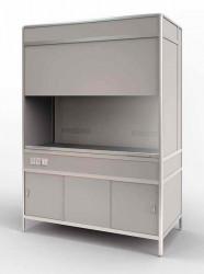 Вытяжной шкаф общелабораторный ПГЛ-ЛА ВШ1, 900х800х2200