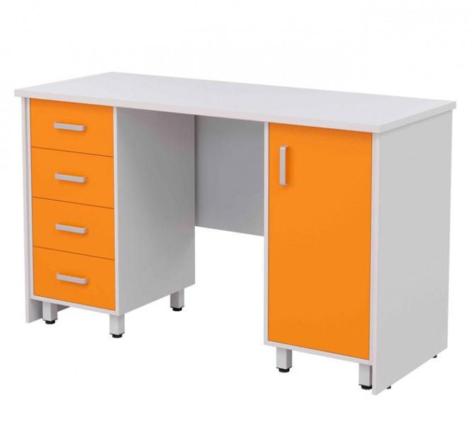 Стол лабораторный ПГЛ-ЛК СР5, 1500х600х800