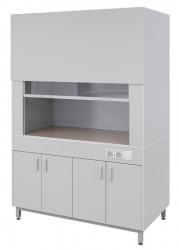 Вытяжной шкаф типовой ПГЛ-ЛК ВШ2, 1800х800х2200
