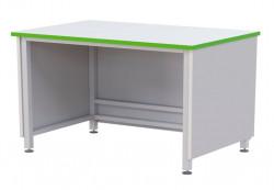 Стол лабораторный ПГЛ-ЛКМ СР1, 1500х600х900