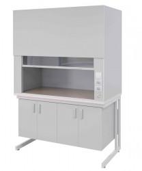 Вытяжной шкаф общелабораторный ПГЛ-ЛКМ ВШ1, 900х800х2200
