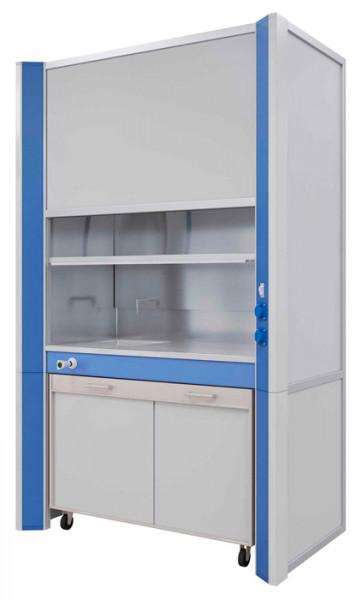 Вытяжной шкаф общелабораторный ПГЛ-ЛП ВШ1, 1200х800х2200