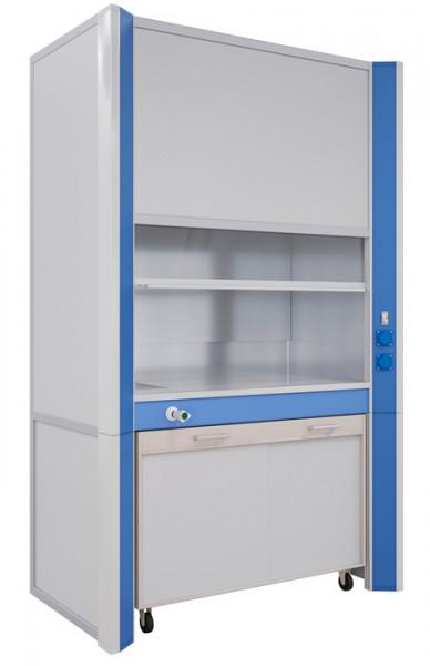 Вытяжной шкаф общелбораторный ПГЛ-ЛП ВШ2, 1200х800х2200