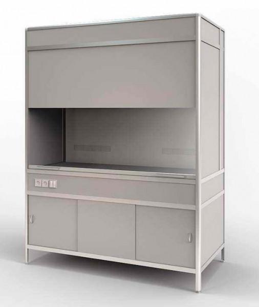 Вытяжной шкаф общелабораторный ПГЛ ВШ1, 1500х800х2200