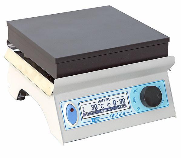 Плита нагревательная лабораторная ПЛ-1818