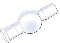Ловушка-пеногаситель объем 250 мл, шлиф 29/32 DLab