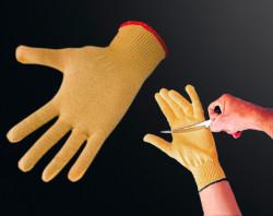 Перчатки для автоклава термостойкие до + 250 С размер L