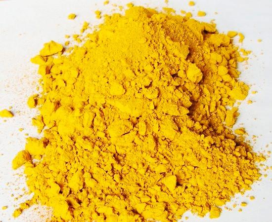 Пигмент железооксидный желтый Ж-О