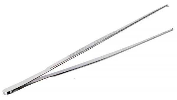 Пинцет хирургический 150х1,5 мм