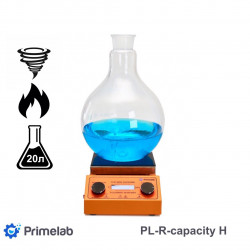 Магнитная мешалка с подогревом Primelab PL-R-capacity H, 20 литров