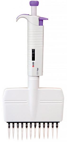 12-канальная механическая пипетка DLAB MicroPette Plus 50-300 мкл