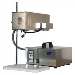 Трубчатая раздельная печь на штативе RSD 20X300/100