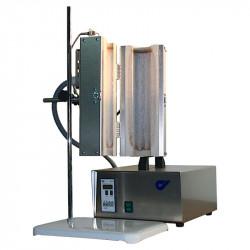 Трубчатая раздельная печь на штативе RSD 30X300/100