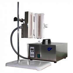 Трубчатая раздельная печь на штативе RSD 40X200/100