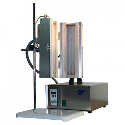 Трубчатая раздельная печь на штативе RSD 50X300/100