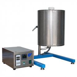 Трубчатая высокотемпературная печь RST 50X200/100