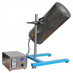 Трубчатая высокотемпературная печь RST-S 50X450/100