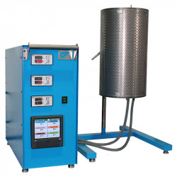 Трубчатая высокотемпературная печь RST-S 40X400/100