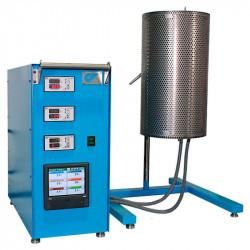 Трубчатая высокотемпературная печь RST-S 50X400/100