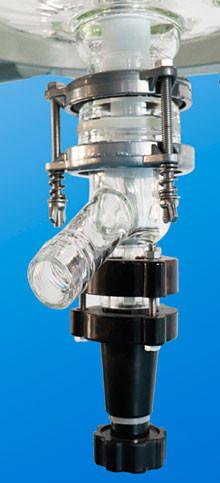 Нижний сливной клапан для реактора на 30 л