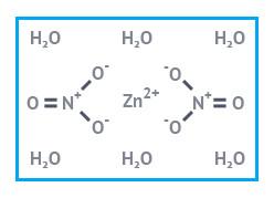 Цинк азотнокислый 6-водный ч (цинк нитрат гексагидрат) фасовка 25 кг