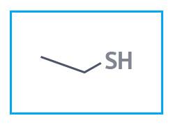 Этантиол 99+% (этилмеркаптан), фасовка 50 мл