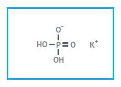Калий фосфорнокислый 1-замещенный чда (калий дигидроортофосфат) фасовка 1 кг