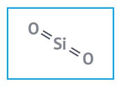 Кремний двуокись ч (кремний диоксид,кремний (IV) оксид безводный) фасовка 1 кг
