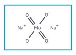 Натрий молибденовокислый ч (натрий молибдат), фасовка 1 кг